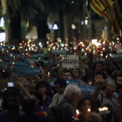 Llibertat per a en Jordi Sànchez i en Jordi Cuixart