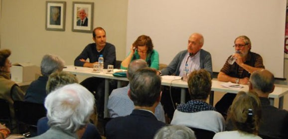 """""""La tradició de la noviolència a Catalunya"""" – Resum del debat a Sant Ildefons"""