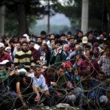 Manifest en solidaritat amb els migrants i refugiats