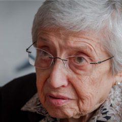Teresa Codina, guardonada amb la Medalla d'Or de la Generalitat de Catalunya